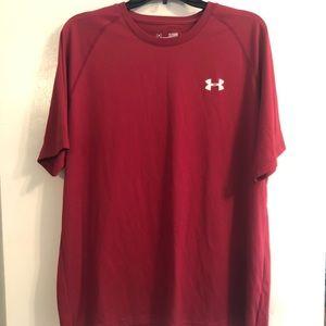 Under Armour SS Heatgear Shirt XL